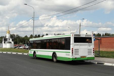 Жители области просят продлить автобусный маршрут №20 за кладбище в Рожках