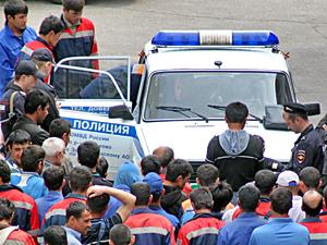 Спецоперация «Заслон-1» выявила 221 нелегального мигранта