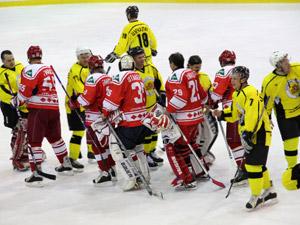Хоккейное шоу