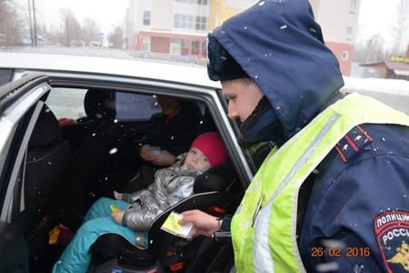 В Зеленограде прошел общегородской рейд «Ваш пассажир — ребенок»
