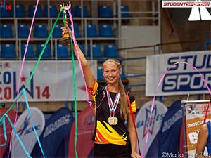 Студенты МИЭТа заняли призовые места на международном фестивале спорта