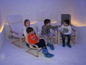 Целебная сила соли — галотерапия в BALI SPA