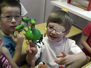 В детском саду 11-го микрорайона сохранят кабинет охраны зрения