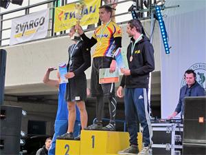 Зеленоградцы выиграли «домашний» этап кубка России по велотриалу