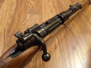 Отец восьмерых детей осужден за хранение частей винтовки