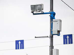 В Зеленограде установят еще 9 камер ГИБДД