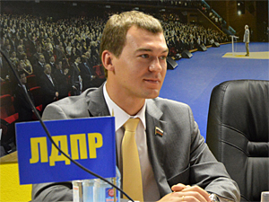 Самый молодой кандидат в мэры Москвы приедет за подписями в Зеленоград