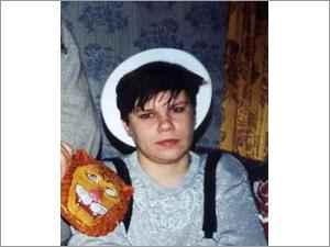 Разыскивается 39-летняя Светлана Попова